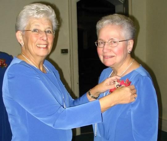 Janet & Gisele