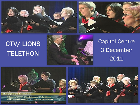 telethon collage