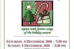 Dec 10 poster